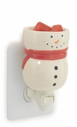 SNOWMAN Plug In Warmer by Candle Warmers