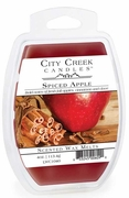 SPICED APPLE City Creek 4 oz Scented Wax Melts by Candle Warmers