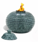 STORM RINGS Flamepot or Fire Pot by Pacific Decor