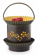 SUN BLOSSOM Illumination Fragrance Warmer by Candle Warmers