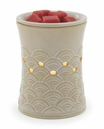 SUNSET Illumination Fragrance Warmer by Candle Warmers