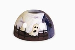 Trick or Treat Aurora  Candle Warmer Lamp Shade