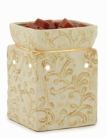 Tuscan Cream ILLUMINATION Fragrance Warmer by Candle Warmers