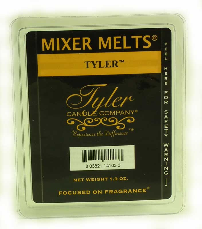 Tyler Fragrance Scented Tyler Candles Wax Mixer Melts
