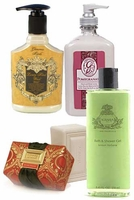 Tyler, Mika & Agraria Personal Care Products - Hand Lotion & Wash