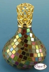 Vienna Multi Mosaic Fragrance Lamp by Courtneys