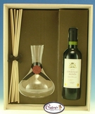 "Villa Incanti ""Wine"" Reed Diffuser Sets"