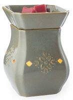 VINTAGE ASH Illumination Fragrance Warmer by Candle Warmers