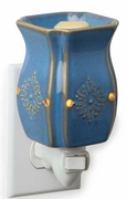 VINTAGE AZURE Plug In Warmer by Candle Warmers