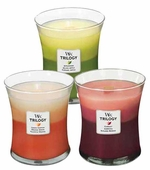 WoodWick Trilogy 10 oz Scented Jar Candles - 3 in One