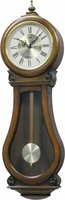 WSM Bishop Wall Clock by Rhythm Clocks