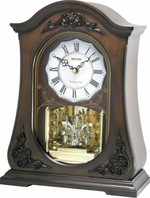 WSM Chelsea Musical Mantle Clock by Rhythm Clocks
