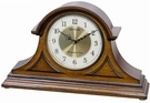 WSM Remmington  Musical Mantle Clock by Rhythm Clocks