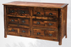 Barnwood Furniture - B12040