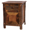 Barnwood Furniture - Enclosed Nitestand