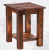 Barnwood Furniture - Open Nitestand