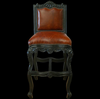 Conquistador II Bar Stool