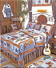 Cowgirl Bedding - Bed In Bag