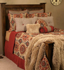 Western Decor Bedding - Sunset