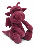 12-Inch Bashful Dragon Plush