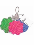 3 Stress Balls in a Net