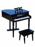 30 Key Classic Baby Grand Piano
