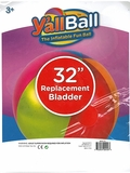 32-Inch Y'all Ball Replacement Bladder with Plug