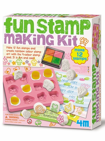 4M Fun Stamp Making Kit