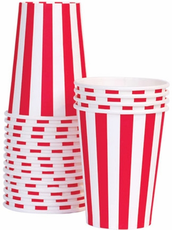 9-Ounce Paper Party Cups