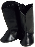 Adora Black Riding Boots for 18-Inch Dolls