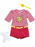 Adora California Sun 4 Outfit for 18-Inch Dolls