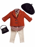 Adora Cool Weather 3 Outfit for 18-Inch Dolls