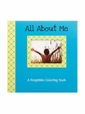 All About Me Keepsake Coloring Book