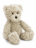 Angora Cocoa Bear Plush