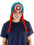Avengers Captain America Shield Laplander Hat