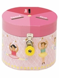 Ballerinas Money Bank