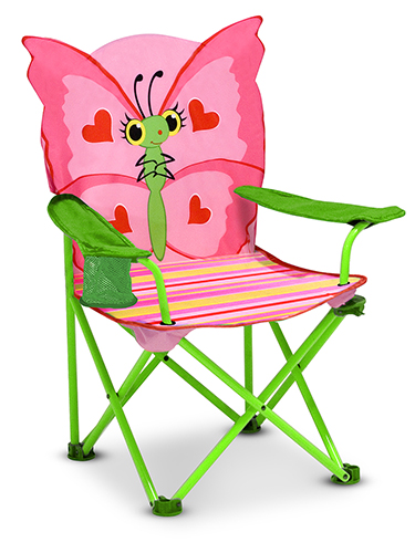 Bella Butterfly Child's Outdoor Chair