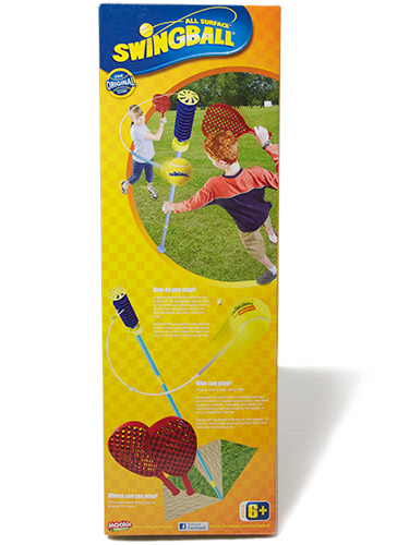 Swingball Tetherball Set & Wonderland Boing Ball