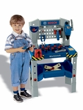 Bosch Adjustable Height Toy Workbench with Sound