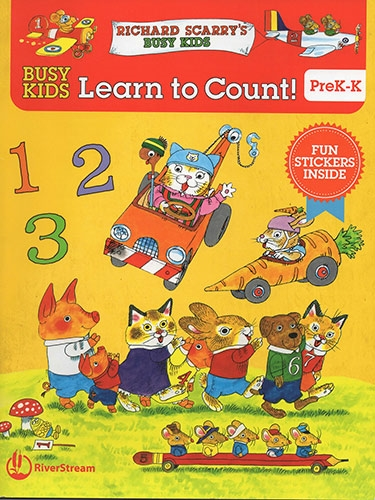 Busy Kids Learn to Count!
