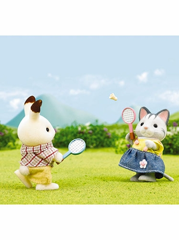 Calico Critters Outdoor Sports Fun