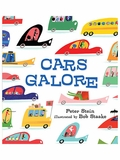 Cars Galore! Board Book