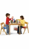 Children's Folding Chair Set