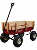 Classic Flyer All-Terrain Air Tire Wagon