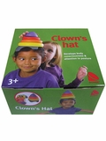 Clown's Hat Balancing Toy