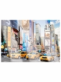Colorful Activity at Times Square 1000-Piece Augmented Reality Jigsaw Puzzle with Free iPhone/iPad App