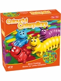 Colorful Caterpillars A Colorful Game of Wit and Luck