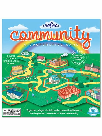 Community Cooperative Board Game