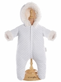 Corolle White Snowsuit 12-inch