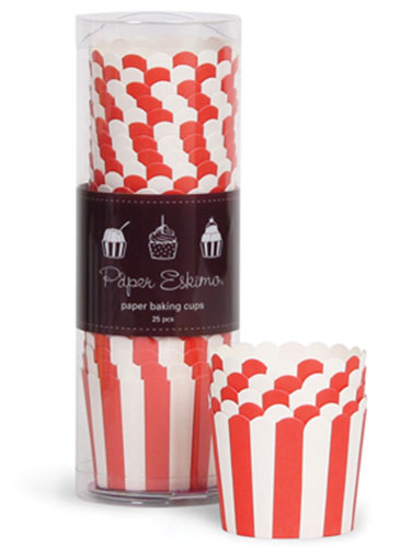Decorative Paper Baking Cups